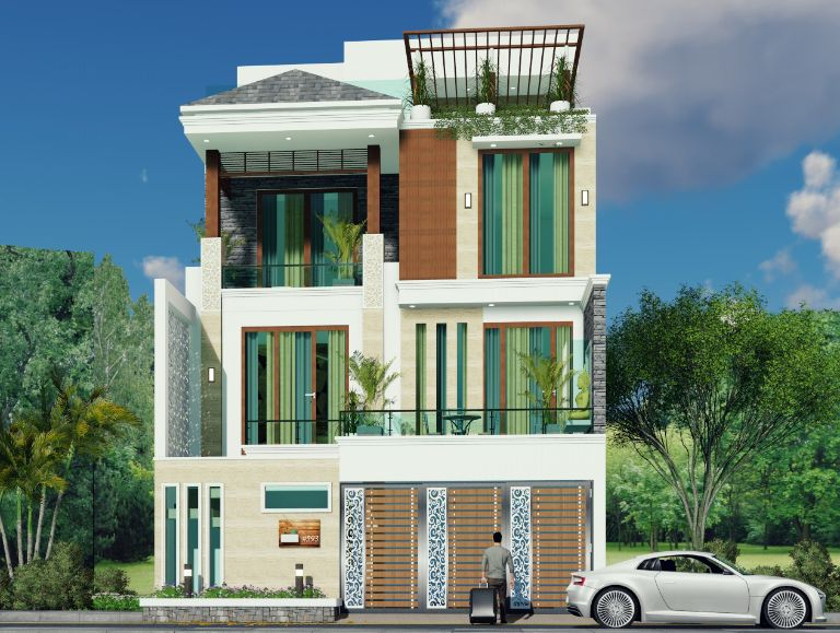 Architect in Lucknow